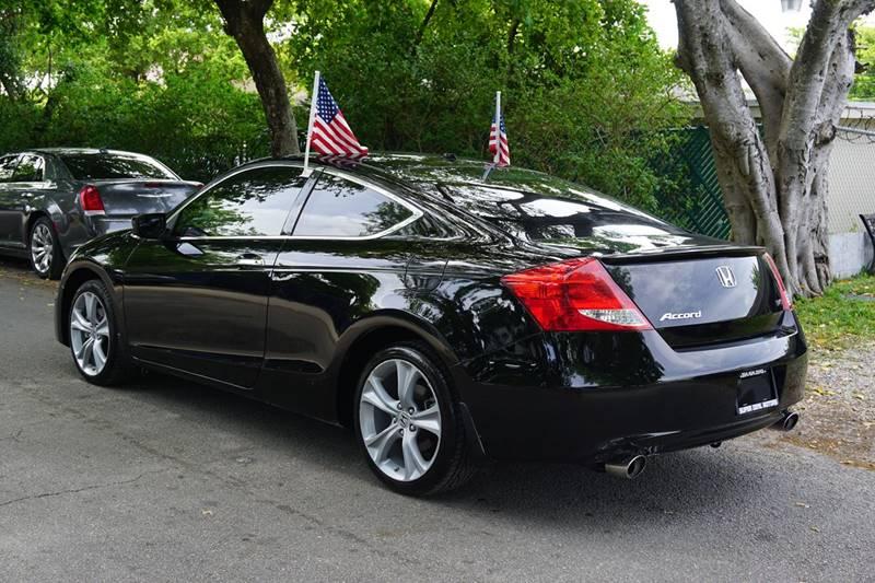 2011 HONDA ACCORD EX L V6 WNAVI 2DR COUPE 5A black  call 888-218-8442 - 888-218-8442 for sale