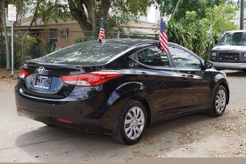 2013 Hyundai Elantra GLS 4dr Sedan - Hollywood FL