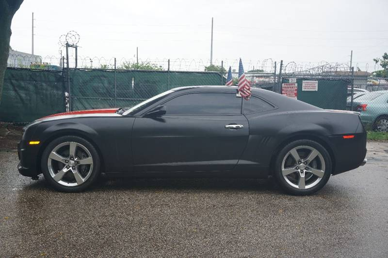 2011 Chevrolet Camaro SS 2dr Coupe w/2SS - Hollywood FL
