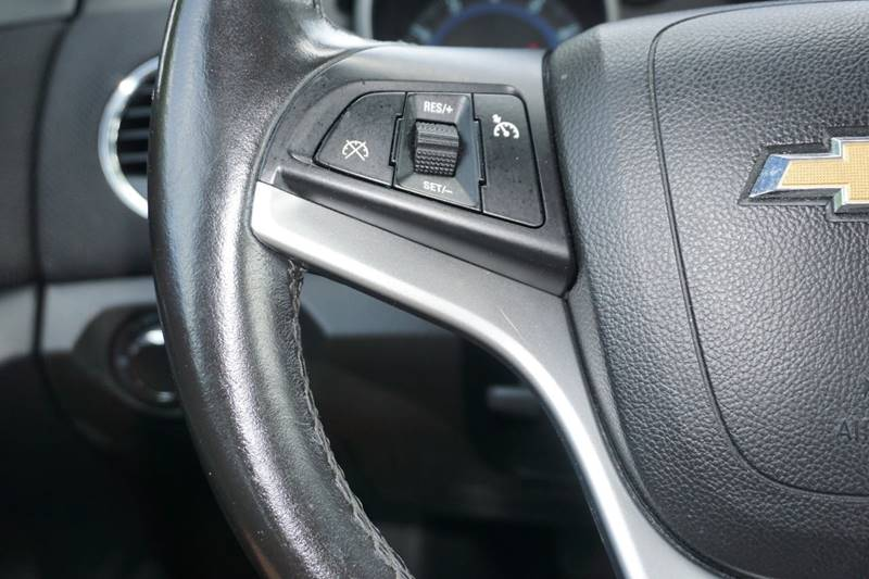 2014 Chevrolet Cruze 1LT Auto 4dr Sedan w/1SD - Hollywood FL