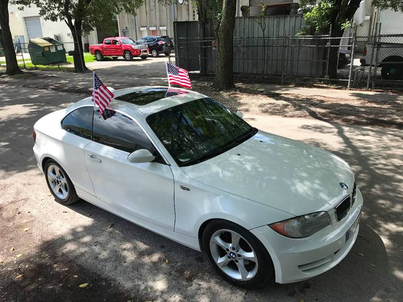 2009 BMW 1 Series 128i 2dr Coupe - Hollywood FL
