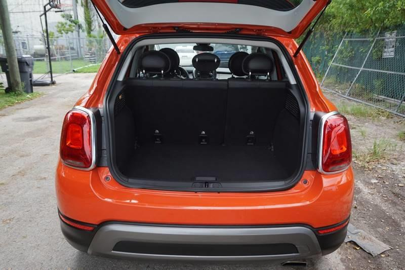 2016 FIAT 500X Lounge 4dr Crossover - Hollywood FL