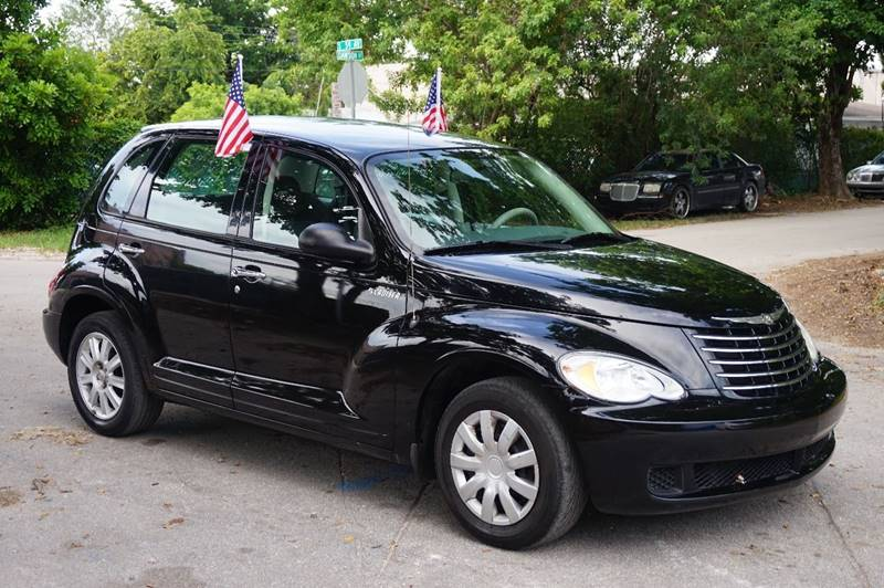 2006 CHRYSLER PT CRUISER BASE 4DR WAGON black  call 888-218-8442 - 888-218-8442 for sales