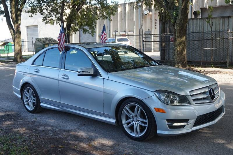 2013 MERCEDES-BENZ C-CLASS C 250 SPORT 4DR SEDAN silver  call 888-218-8442 - 888-218-8442 for