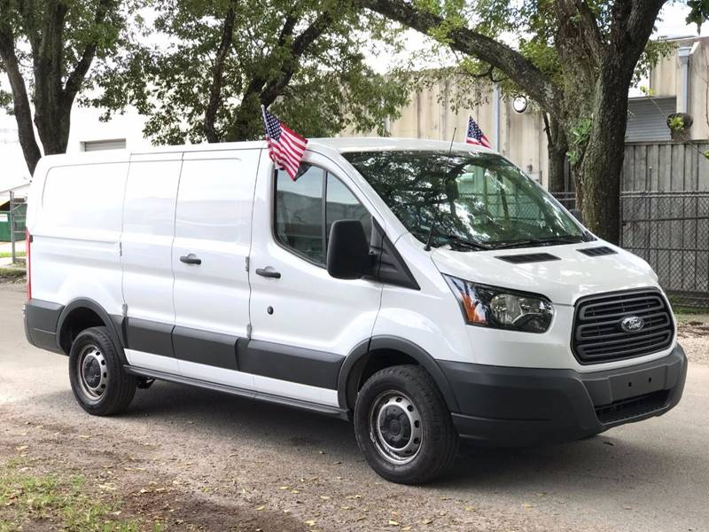 2017 FORD TRANSIT CARGO 250 3DR SWB LOW ROOF CARGO VAN W white  call 888-218-8442 for sales