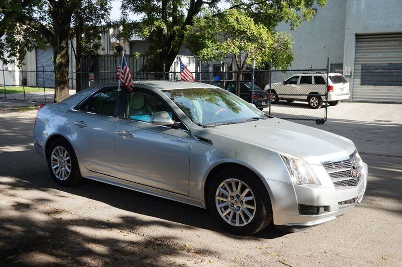 2011 CADILLAC CTS 30L LUXURY 4DR SEDAN silver  call 888-218-8442 for sales  this 2011 cadi