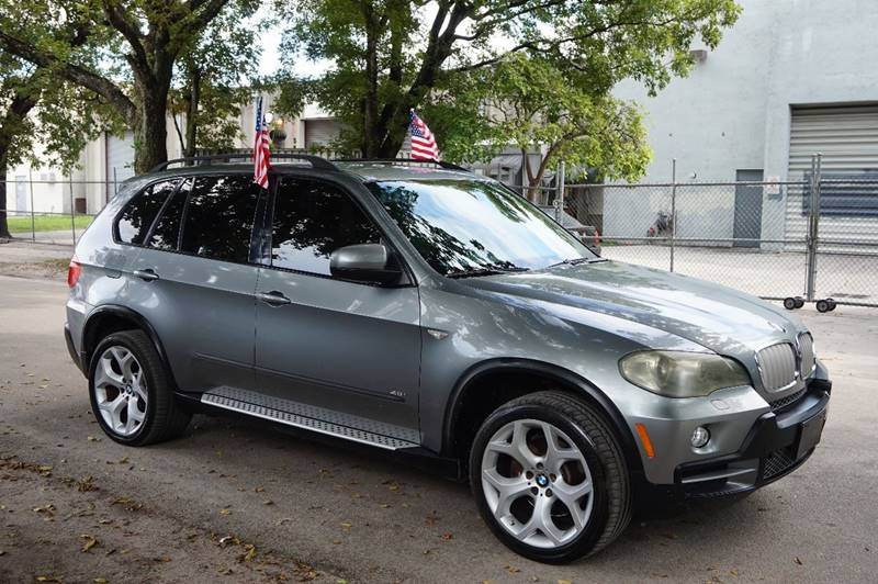 2007 BMW X5 48I AWD 4DR SUV gray  call 888-218-8442 for sales  this 2007 bmw x5 48i awd 4