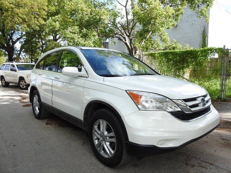 2010 HONDA CR-V EX L 4DR SUV white  call 888-218-8442 for sales  this 2010 honda cr-v is fu