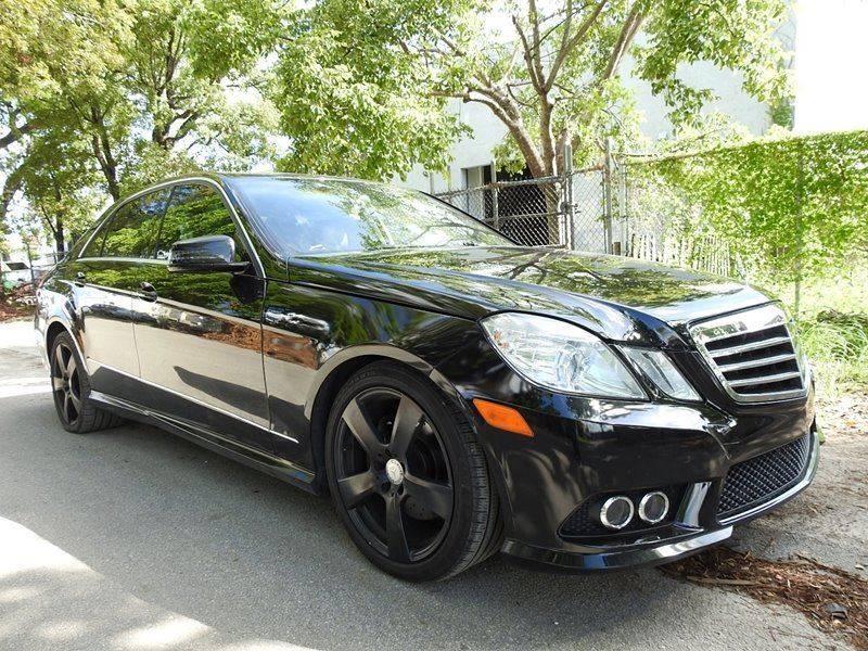 2010 MERCEDES-BENZ E-CLASS E 350 LUXURY 4DR SEDAN black exhaust - dual tip exhaust tip color - c