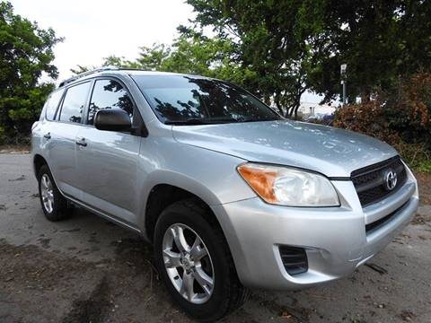 2010 Toyota RAV4 for sale in Hollywood, FL