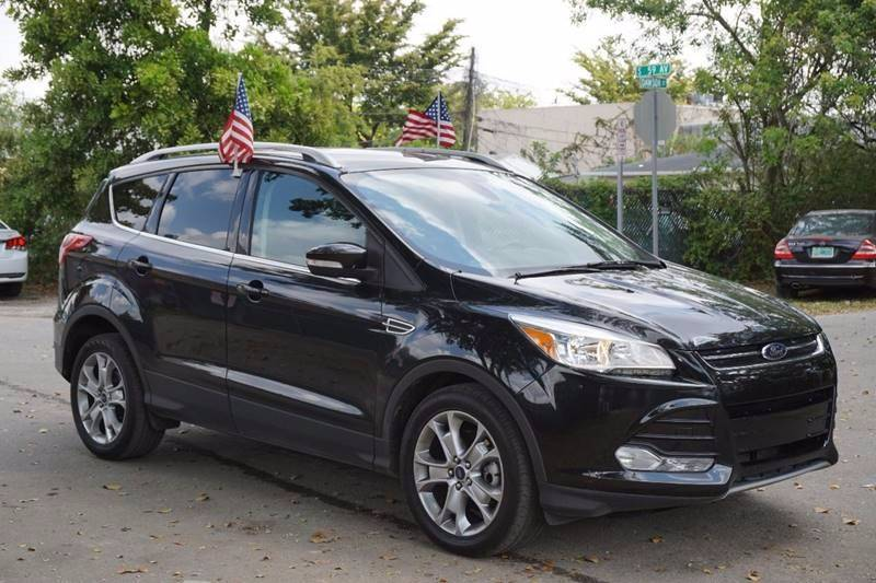 2015 FORD ESCAPE TITANIUM AWD 4DR SUV black  call 888-218-8442 for sales  this 2015 ford es