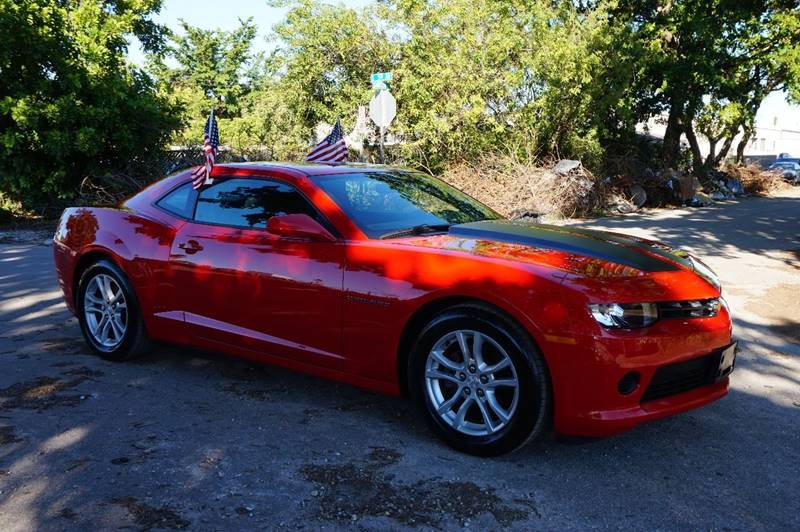 2015 CHEVROLET CAMARO LS 2DR COUPE W2LS red  call 888-218-8442 for sales  this 2015 chevro
