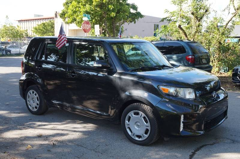 2015 SCION XB BASE 4DR WAGON 4A black  call 888-218-8442 for sales  this 2015 scion xb base