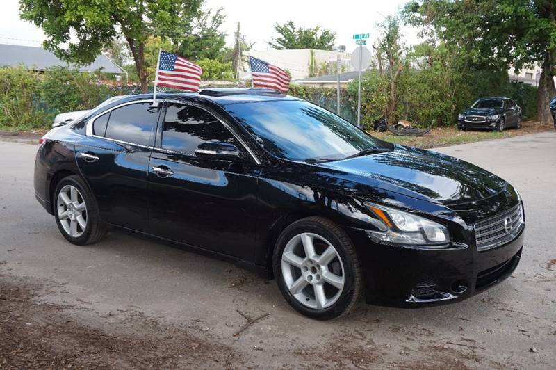 2011 NISSAN MAXIMA 35 SV 4DR SEDAN black  call 888-218-8442 for sales  this 2011 nissan ma