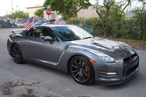 2015 Nissan GT R For Sale In Hollywood, FL