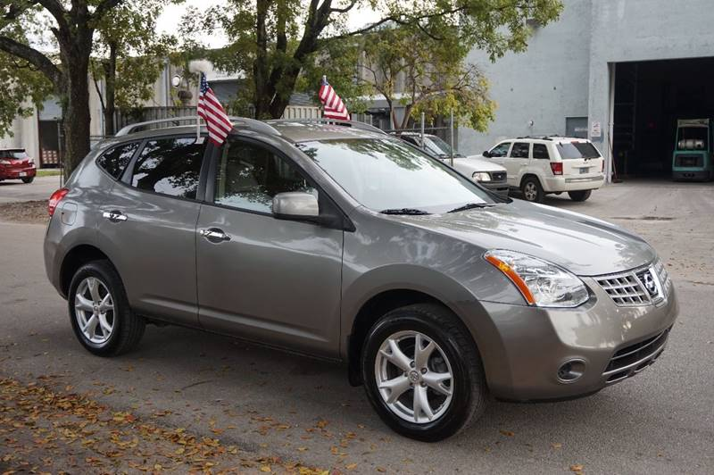 2010 NISSAN ROGUE SL 4DR CROSSOVER gray  call 888-218-8442 for sales  this 2010 nissan roug