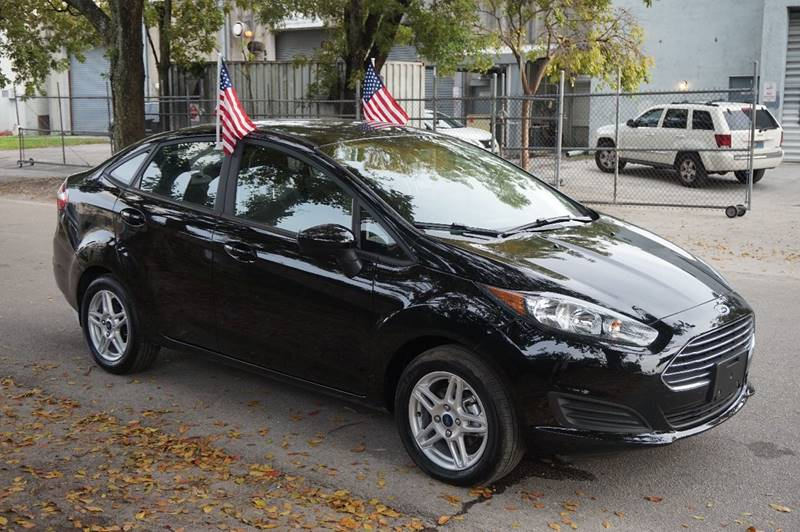 2017 FORD FIESTA SE 4DR SEDAN black  call 888-218-8442 for sales  this 2017 ford fiesta se