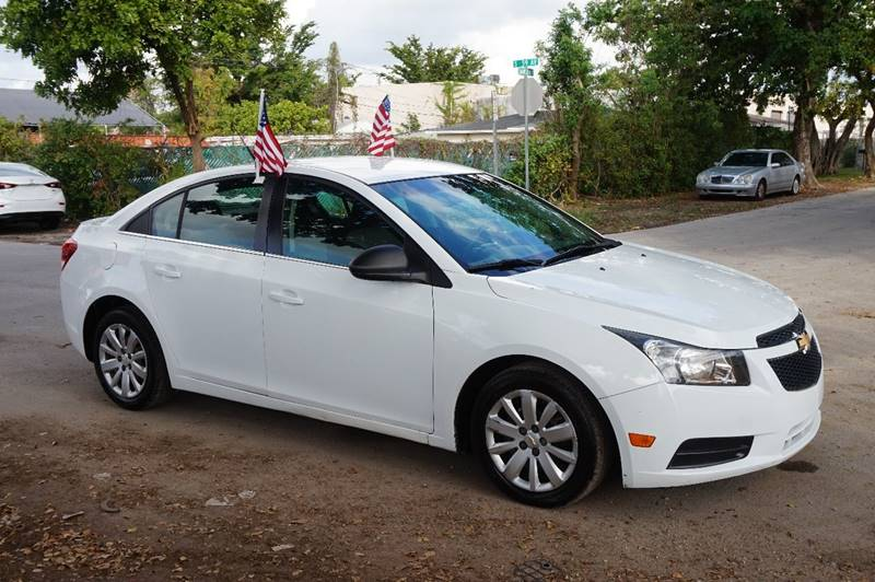2011 CHEVROLET CRUZE LS 4DR SEDAN white  call 888-218-8442 for sales  this 2011 chevrolet c