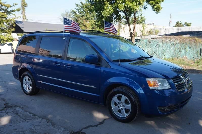 2010 DODGE GRAND CARAVAN SXT 4DR MINI VAN blue  call 888-218-8442 for sales  this 2010 dodg