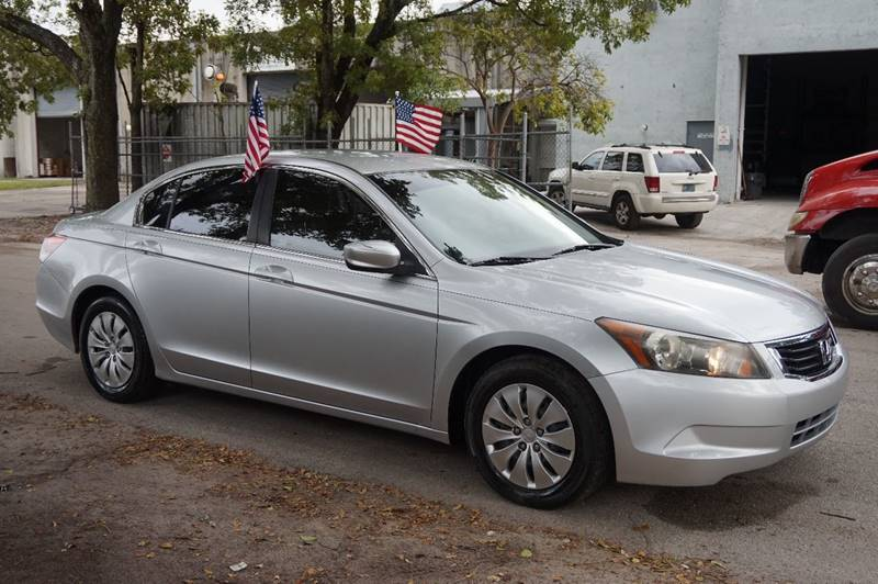 2008 HONDA ACCORD LX 4DR SEDAN 5A silver  call 888-218-8442 for sales  this 2008 honda acco