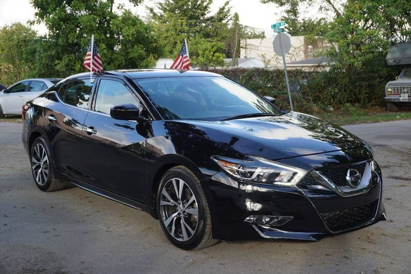 2017 NISSAN MAXIMA 35 SV 4DR SEDAN black  call 888-218-8442 for sales  this 2017 nissan ma