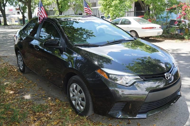 2014 TOYOTA COROLLA L 4DR SEDAN 6M black  call 888-218-8442 for sales  this 2014 toyota cor