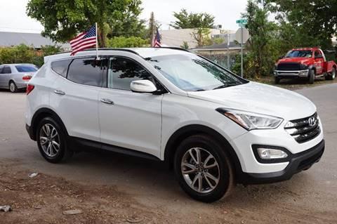 2014 Hyundai Santa Fe Sport for sale in Hollywood, FL