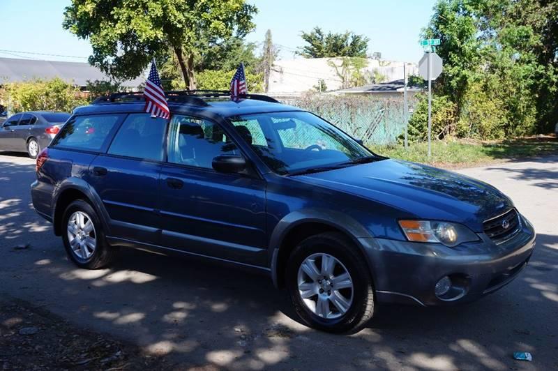 2005 SUBARU OUTBACK 25I AWD 4DR WAGON blue  call 888-218-8442 for sales  this 2005 subaru
