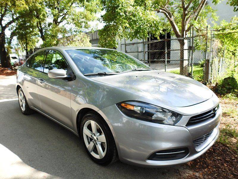 2016 DODGE DART SXT 4DR SEDAN silver  call 888-218-8442 for sales  this