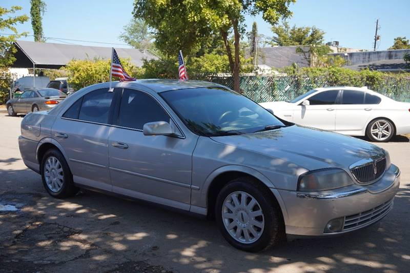 2005 LINCOLN LS LUXURY 4DR SEDAN V6 silver  call 888-218-8442 for sales  this 2005 lincoln