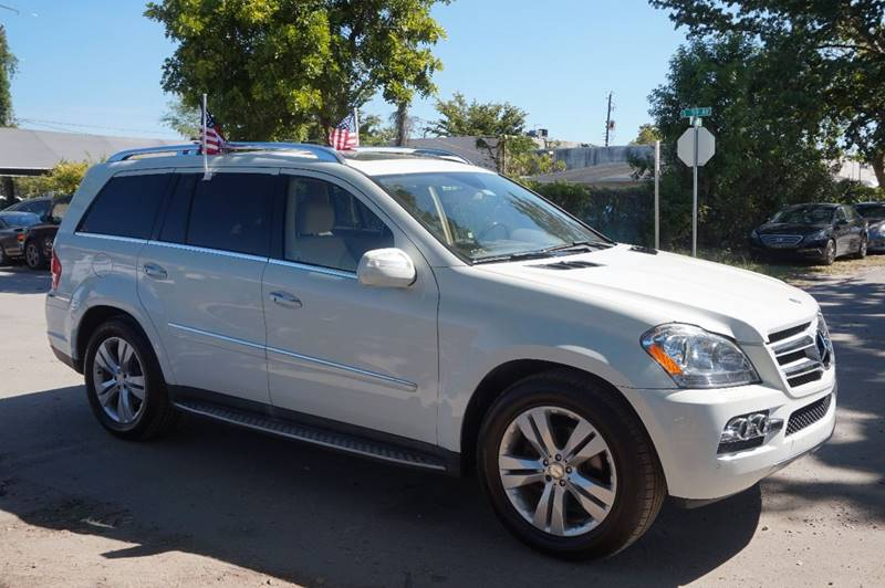 2010 MERCEDES-BENZ GL-CLASS GL 450 4MATIC AWD 4DR SUV white  call 888-218-8442 for sales