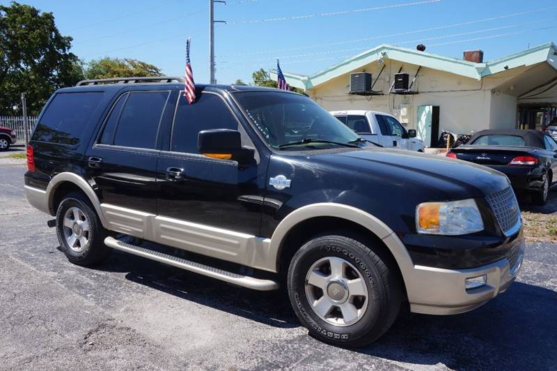 2006 FORD EXPEDITION KING RANCH 4DR SUV black  call 888-218-8442 for sales  this 2006 ford