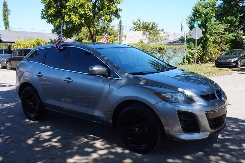 2010 MAZDA CX-7 S TOURING 4DR SUV gray  call 888-218-8442 for sales   vehicle price include