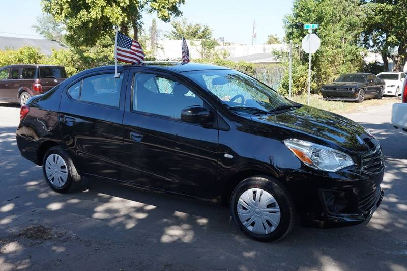 2017 MITSUBISHI MIRAGE G4 ES 4DR SEDAN CVT black  call 888-218-8442 for sales  this 2017 mi