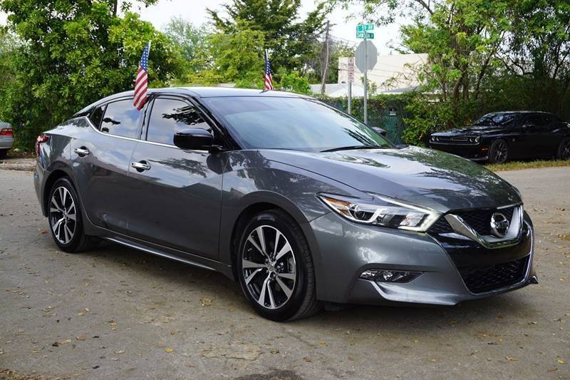 2017 NISSAN MAXIMA 35 SV 4DR SEDAN blue  call 888-218-8442 for sales  this 2017 nissan max