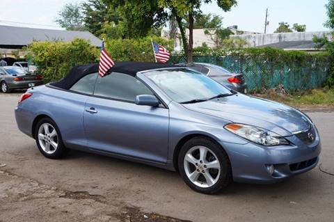 2006 Toyota Camry Solara For Sale In Hollywood, FL