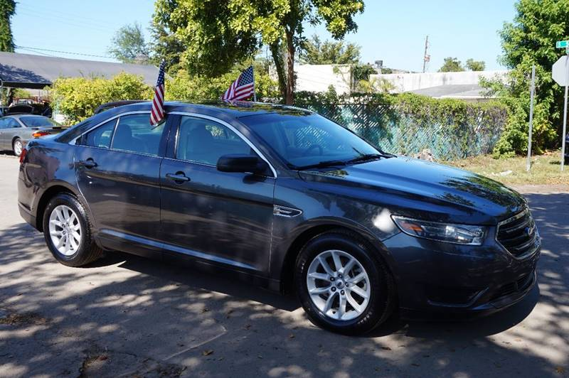 2015 FORD TAURUS SE 4DR SEDAN gray  call 888-218-8442 for sales   vehicle price includes wa