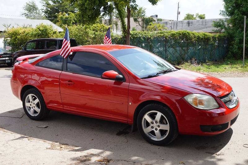 2008 CHEVROLET COBALT LT 2DR COUPE red  call 888-218-8442 for sales  this 2008 chevrolet co
