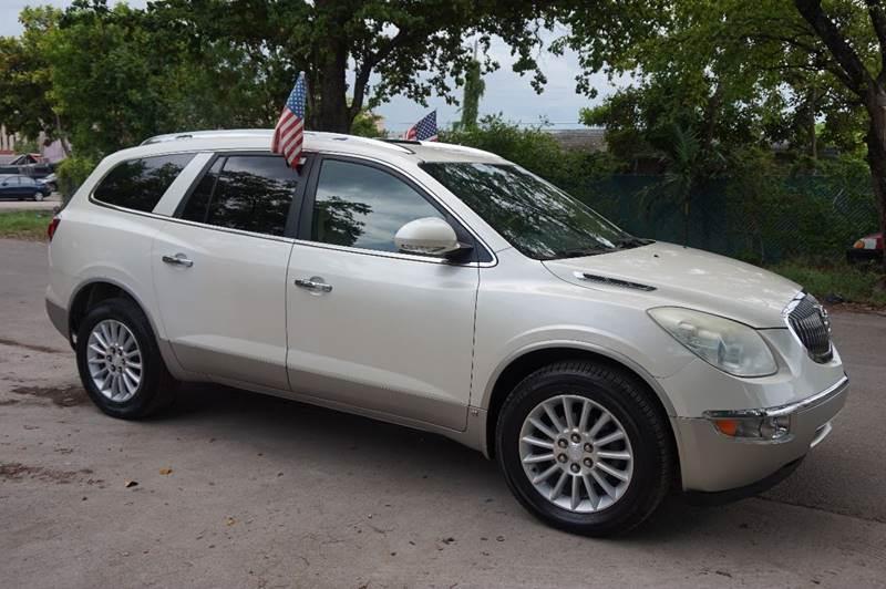 2010 Buick Enclave For Sale >> 2010 Buick Enclave For Sale In Hollywood Fl