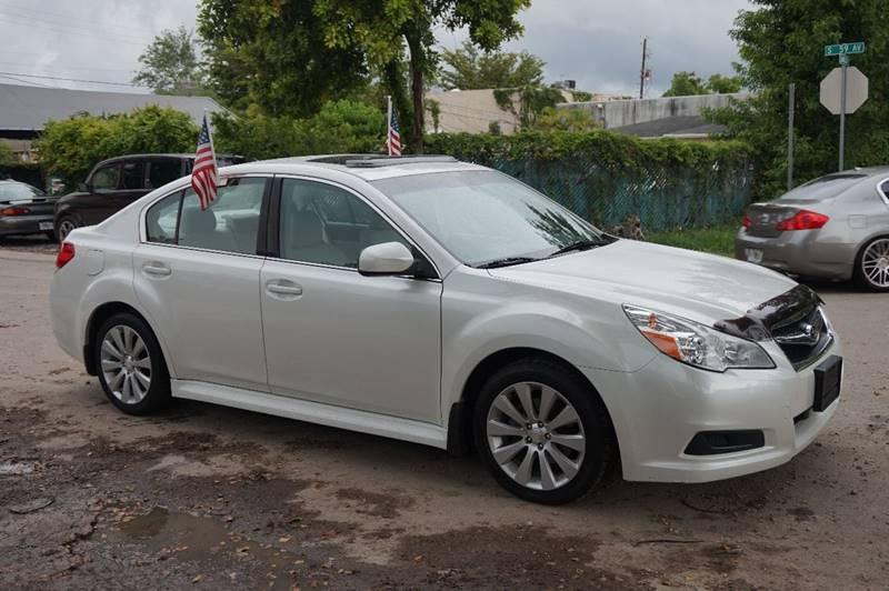 2011 SUBARU LEGACY 25I LIMITED AWD 4DR SEDAN CVT white  call 888-218-8442 for sales   this
