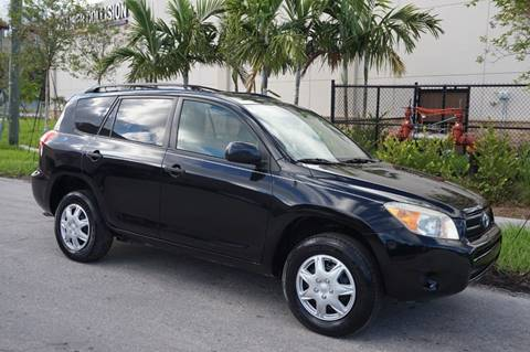 2008 Toyota RAV4 For Sale In Hollywood, FL