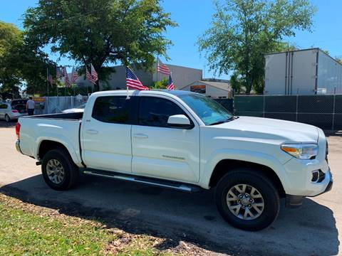 used toyota tacoma for sale - carsforsale®