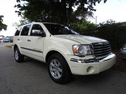 2008 Chrysler Aspen for sale at SUPER DEAL MOTORS in Hollywood FL