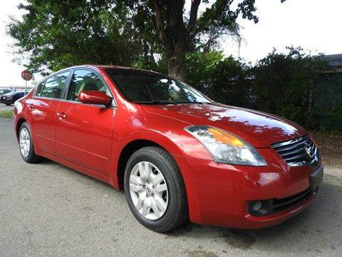 2009 Nissan Altima for sale at SUPER DEAL MOTORS in Hollywood FL