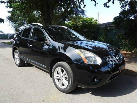 2011 Nissan Rogue for sale at SUPER DEAL MOTORS in Hollywood FL