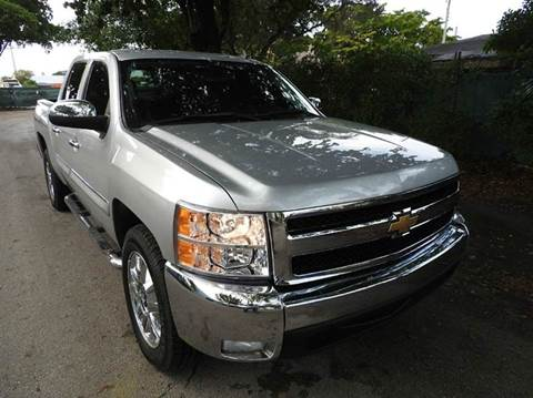 2012 Chevrolet Silverado 1500 for sale at SUPER DEAL MOTORS in Hollywood FL