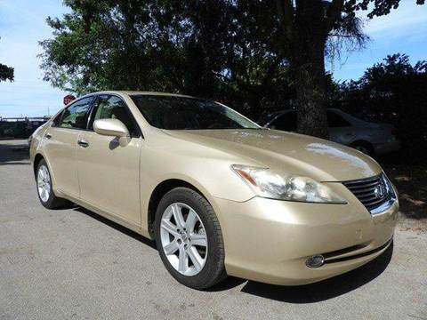 2008 Lexus ES 350 for sale at SUPER DEAL MOTORS in Hollywood FL