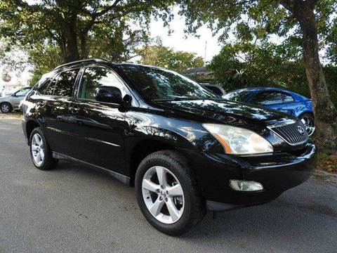 2006 Lexus RX 330 for sale at SUPER DEAL MOTORS in Hollywood FL