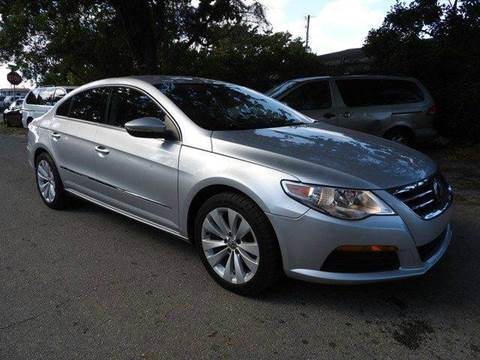 2011 Volkswagen CC for sale at SUPER DEAL MOTORS in Hollywood FL