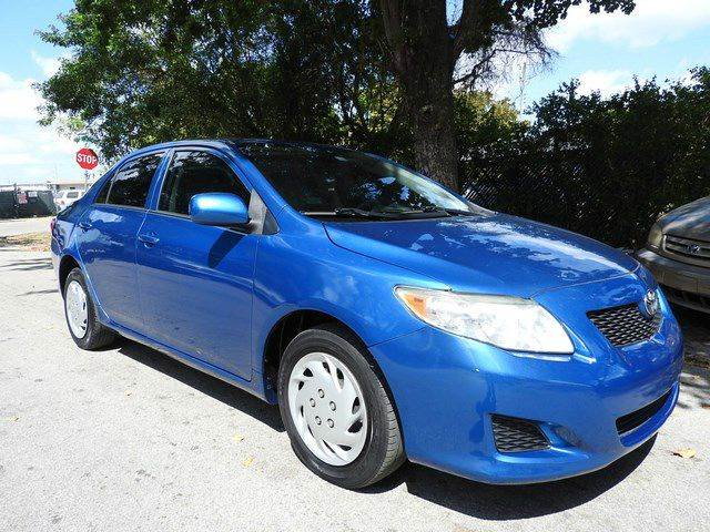 2010 TOYOTA COROLLA LE 4DR SEDAN 4A blue  call 866-378-7964 for sales  this 2010 toyota cor